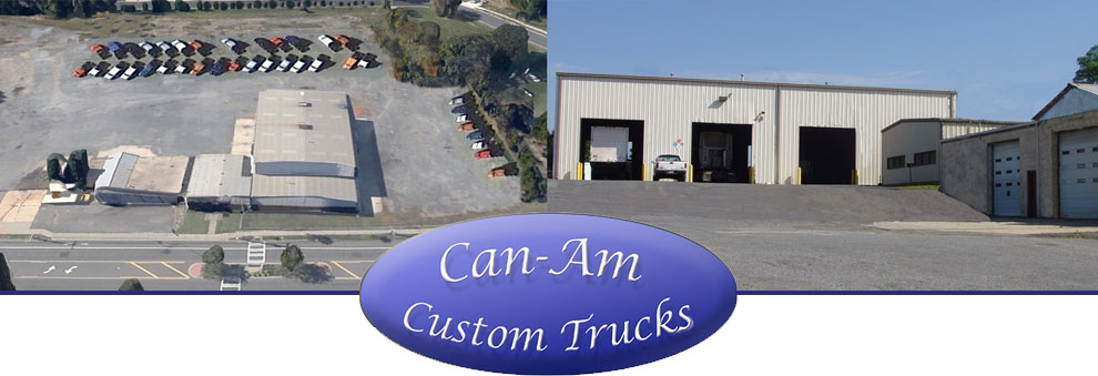 Encompassing Your Modification and Custom Body Needs... One Truck at a Time! | Can-Am Custom Trucks, Inc.